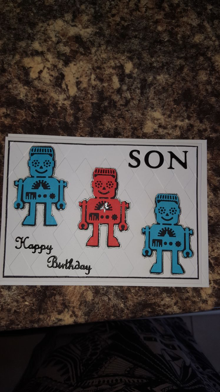 Birthday for your son