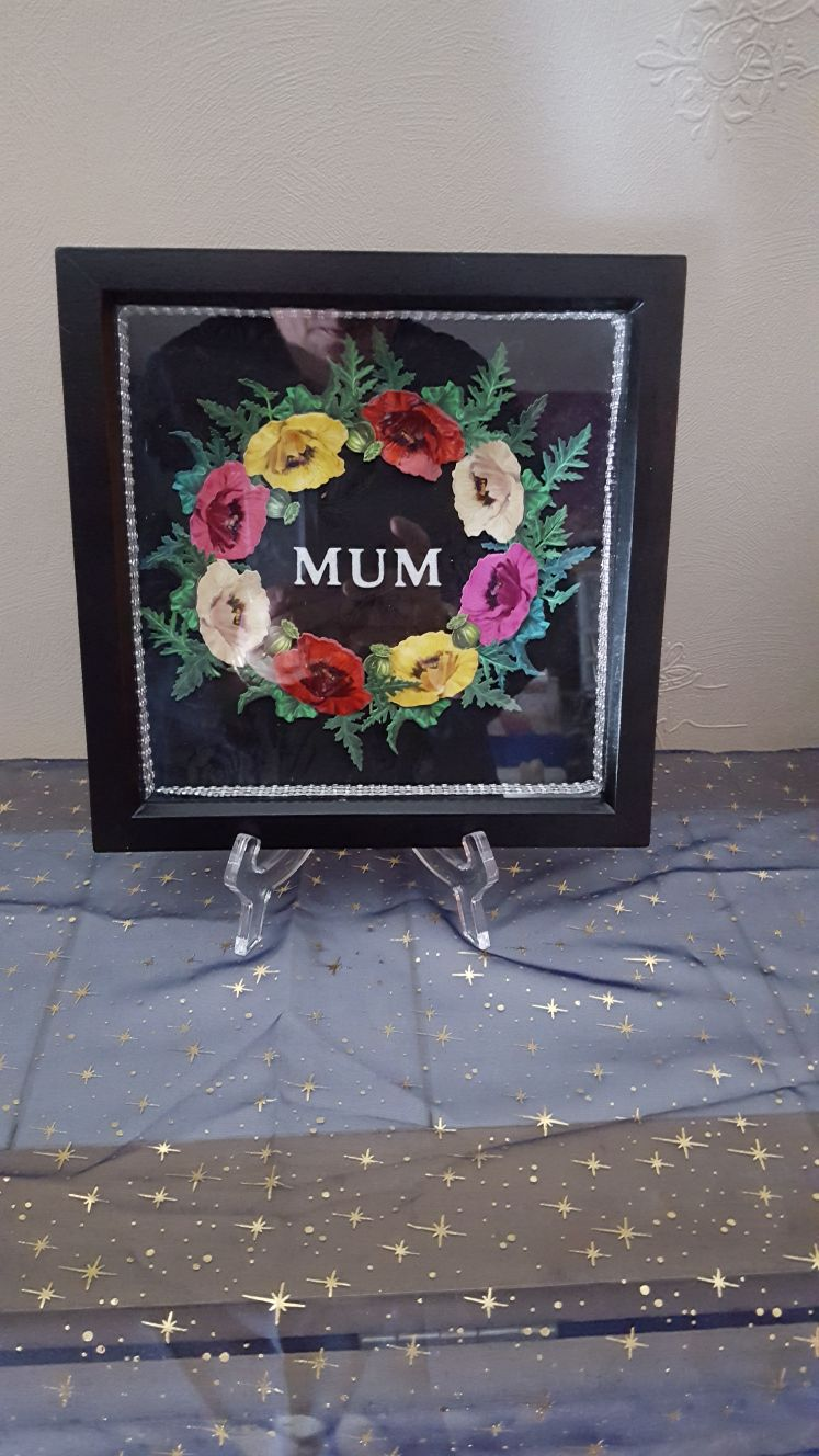 Flowers for mum
