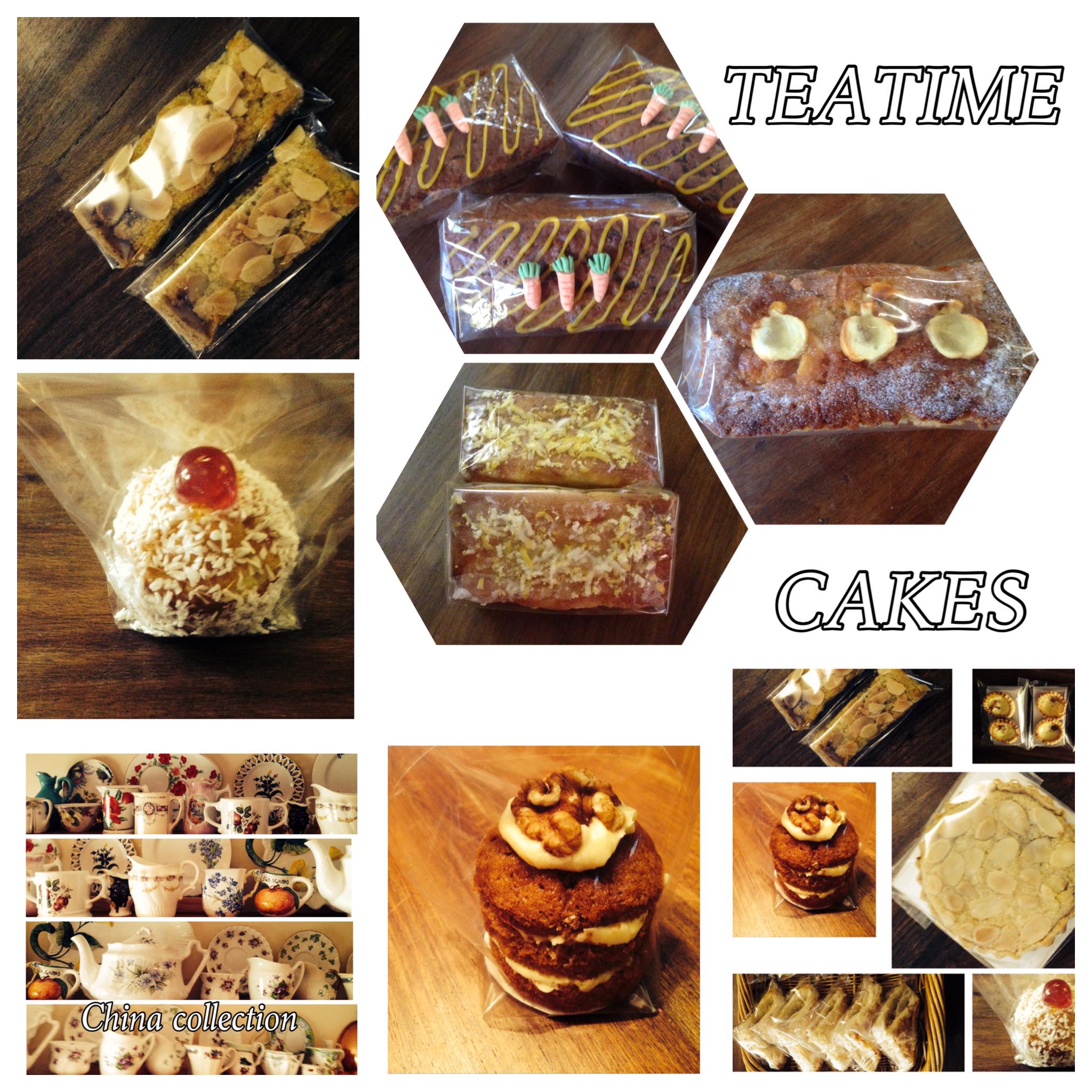 Tea-time Cakes