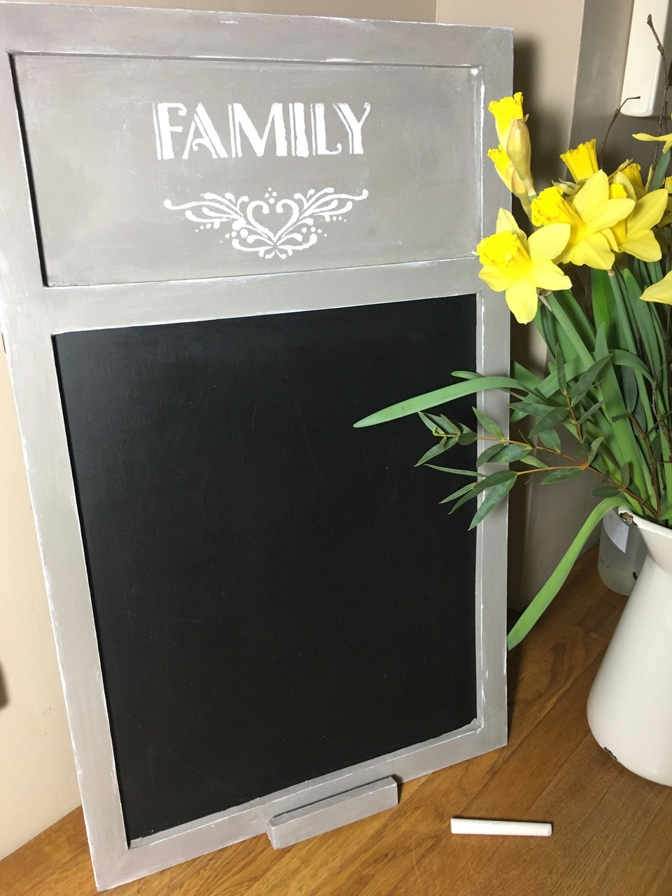 Family Chalk Board